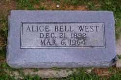 Alice Bell <i>Hunt</i> West