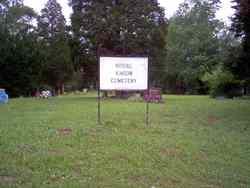 Moore-Vinson Cemetery