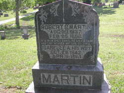 Isabella Ann Ibbe <i>Drennen</i> Martin