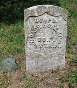 Corp Horace F. Calkins