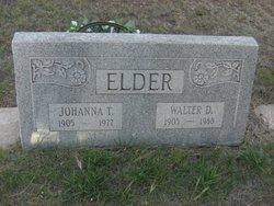 Walter Darnell Elder