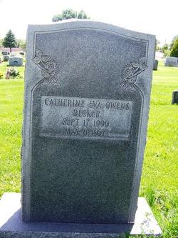 Catherine Eva <i>Owens</i> Decker