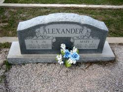 Stephen Volorious Alexander, Jr