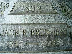 Jack Richard Brenneis, Jr