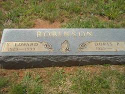 Samuel Edward Ed Robinson