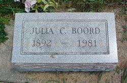 Julia <i>Crane</i> Boord