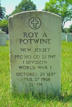 Roy A Potwine