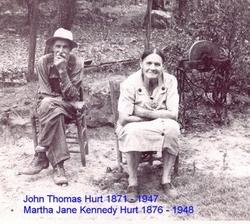 John Thomas Hurt