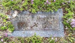 John J Mc Phee