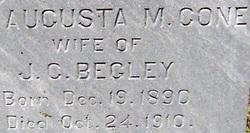 Augusta M. <i>Cone</i> Begley