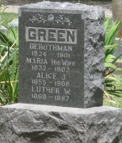 Luther Green