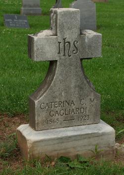 Caterina <i>Chicarella</i> Gagliardi