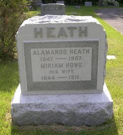Alamando Heath