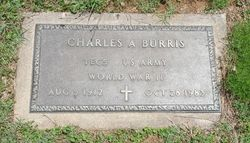 Charles Andrew Burris