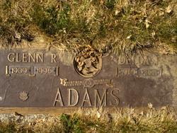 Della Faye <i>Stark</i> Adams