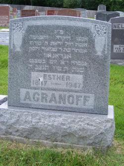 Esther Agranoff