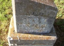 William Pickney Trout