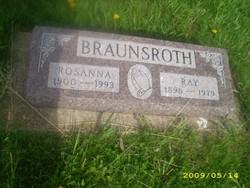 Rosanna <i>Reynolds</i> Braunsroth