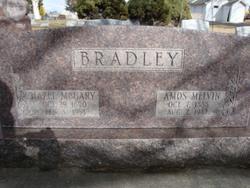 Amos Melvin Bradley