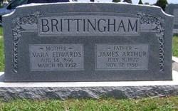 Vara Van Eaton <i>Edwards</i> Brittingham