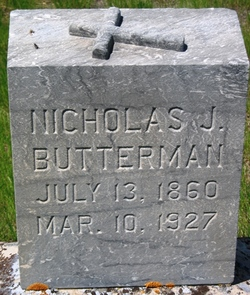 Nicholas J Butterman