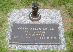 Joseph Allen Grubb