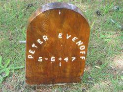 Peter Evenoff