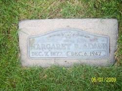 Margaret Rose Maggie OR Maggy <i>Beech</i> Hawkins Davenport Adams