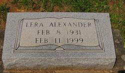 Lera Alexander