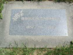 Maude Hazel Campbell