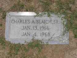 Charles Allen Blaich, Sr