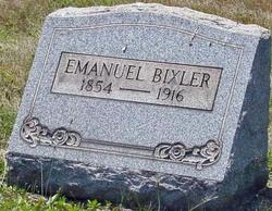 Emanuel Bixler