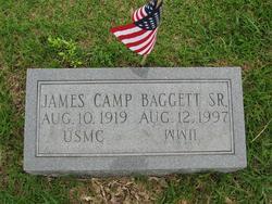 James Camp Jim Baggett, Sr
