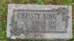Christopher H. Christy King