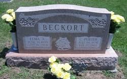 Elma A <i>Timberlake</i> Beckort