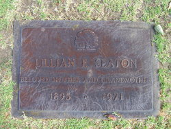 Lillian E Seaton