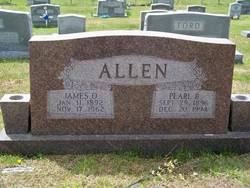 James Orval Allen