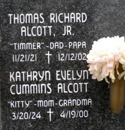 Thomas Richard Alcott, Jr