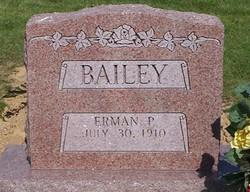 Erman P. Bailey