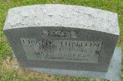 Frank Hinton