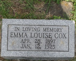 Emma Louise <i>Corn</i> Cox