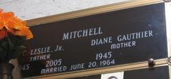 C Leslie Mitchell