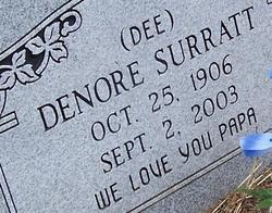 Denore Dee Surratt