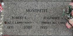 Robert E Montpetit