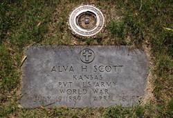 Alva H Scott