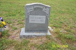 Ina Everett