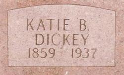 Katherine <i>Barnes</i> Dickey
