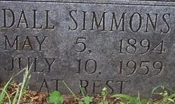 Dall Simmons