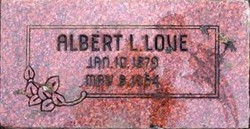Albert Lewis Love