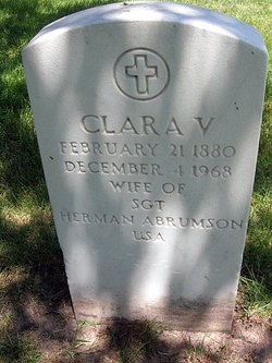 Clara V Abrumson
